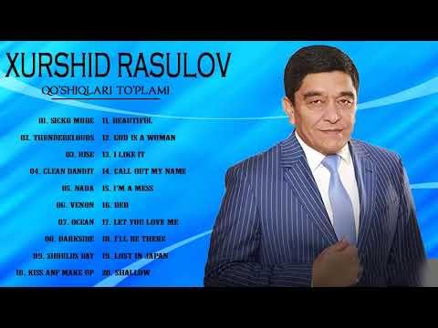 Слушать песню Xurshid Rasulov Barcha qoshiqlari toplami 2021 - хуршид расулов Барча кушиклари туплами 2021