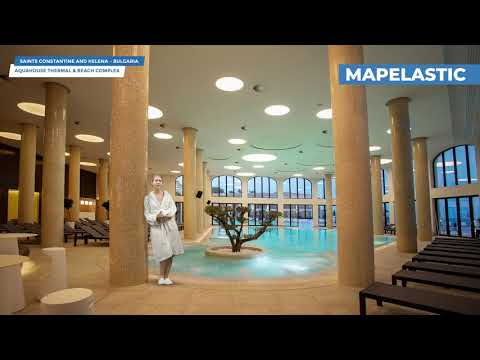 MAPEI: Aquahouse Thermal & Beach Complex – St. Constantine and Helena - Bulgaria