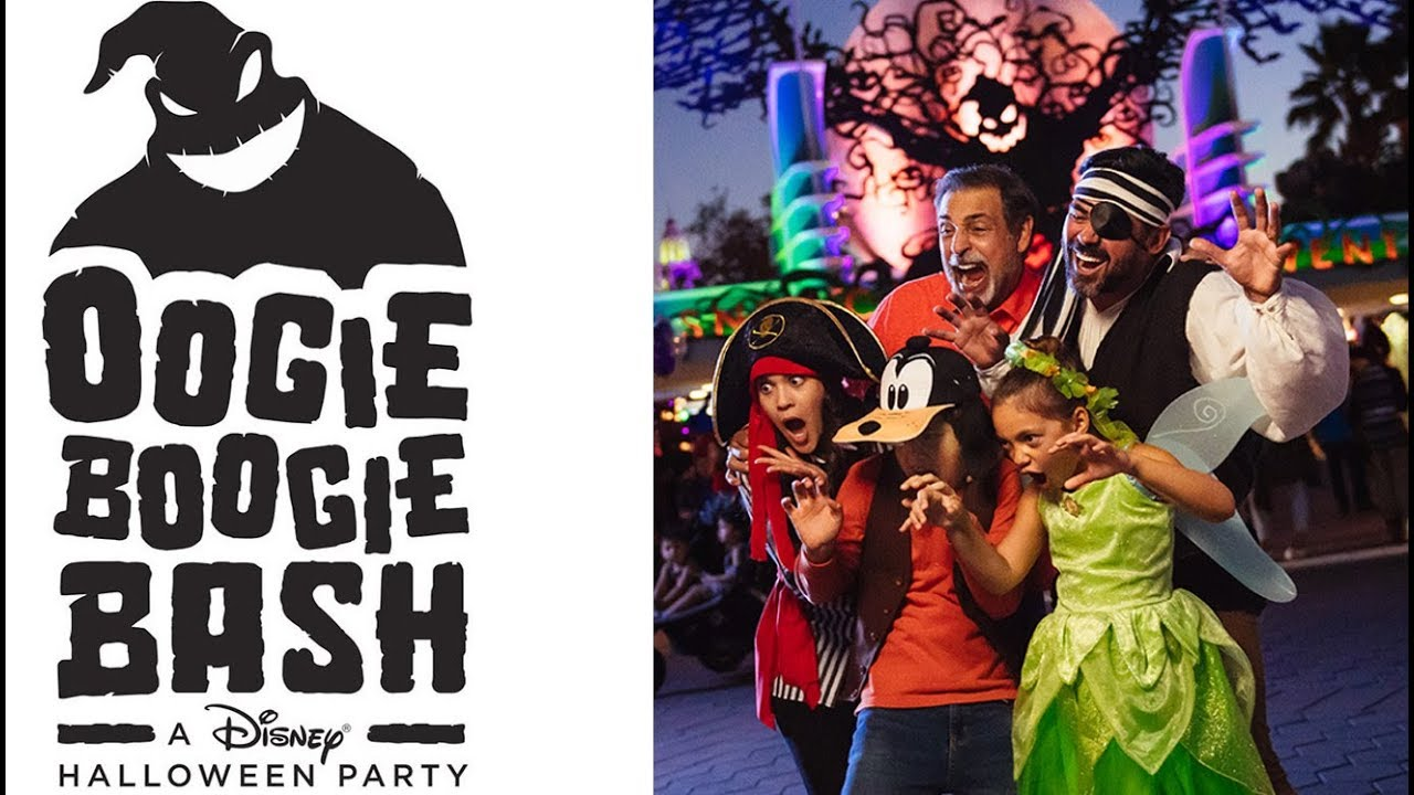 Oogie Boogie Halloween Party.Disney Announces Oogie Boogie Bash New Halloween Party For Dca