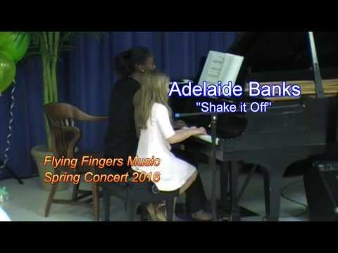 Flying Fingers Spring Concert 2016 - Adelaide Banks