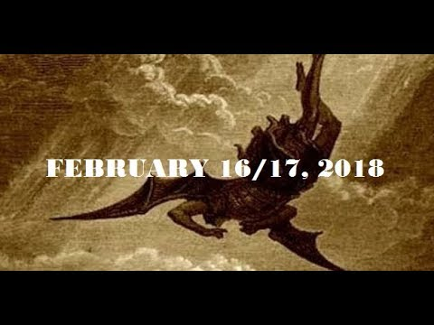 THE DRAGON CAST DOWN - FEBRUARY 16/17, 2018