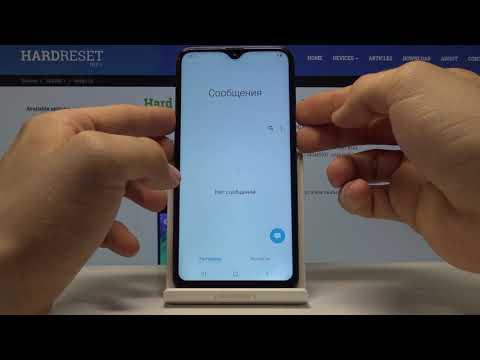Как сделать Скриншот на Samsung Galaxy A10