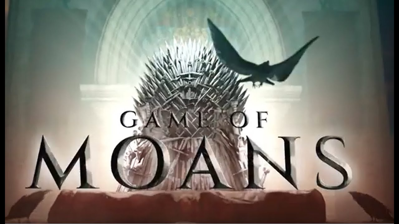 Game of Moans - a change management simulation
