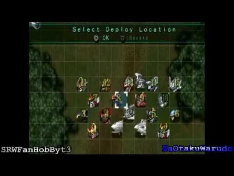 Super robot wars neo english patch