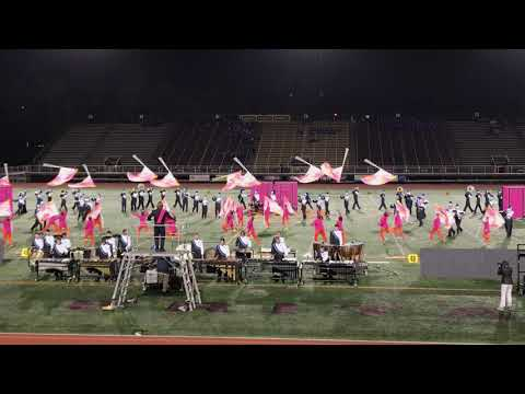 Southington High School Marching Band States Competition 10/28/17