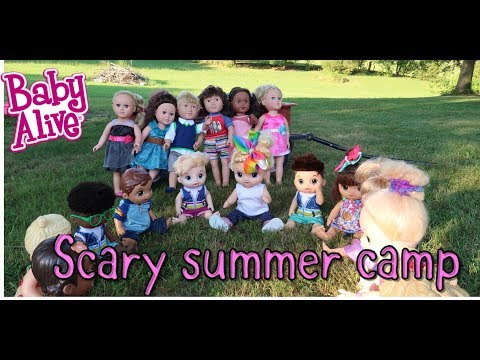 Download Baby Alive Scary Summer Camp Movie Trailer MP3, MKV
