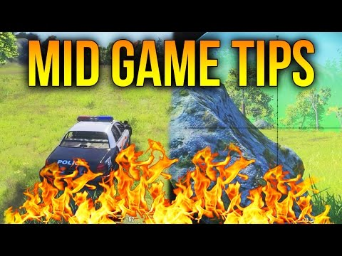 H1Z1 - Best Tips for Middle Game! Best Guide to Win More Games! (H1Z1 Tips and Tricks)