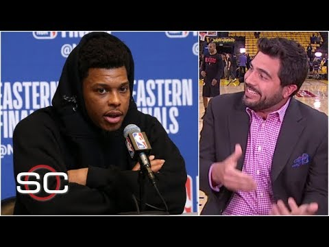 I'd be 'crying' if I were a Raptors fan after Kyle Lowry's Game 1 - Nick Friedell | SportsCenter