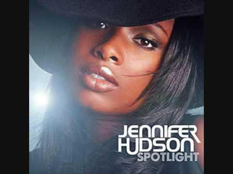Jennifer Hudson-can't stop the rain