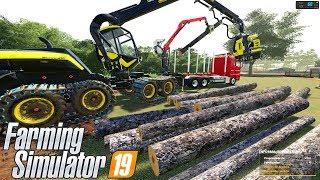 Gambar cover PROJETO PONTE DE MADEIRA | Farming Simulator 19