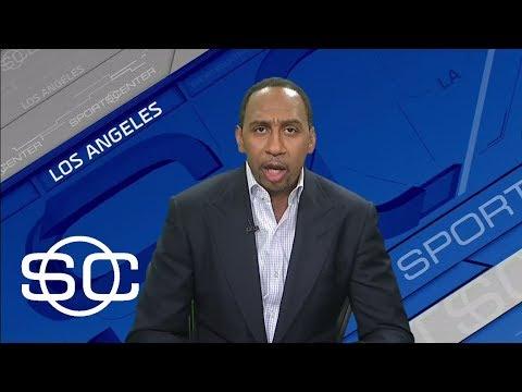 Stephen A. Smith says the Giants season is over   SportsCenter   ESPN