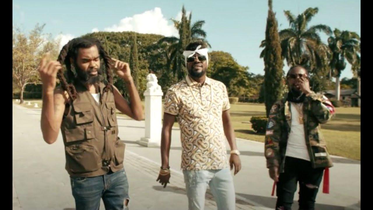 Download 🔴Beenie Man - Fun In The Sun ft  Popcaan, Dre Island