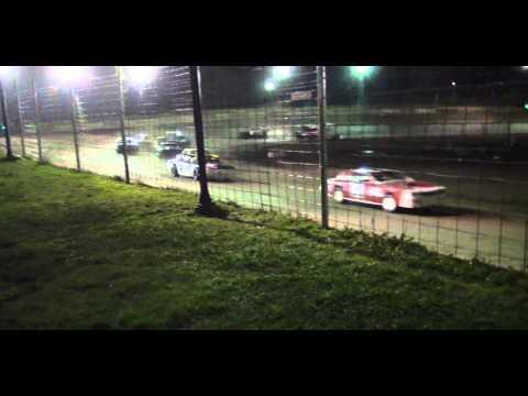 5.2.15---Peoria Speedway---Street Stock Featue