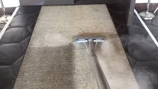 CARPET CLEANING - PROCHEM DRY SLURRY ON ACTION!