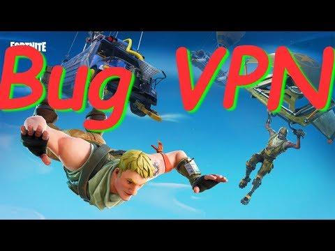 Fortnite Bug VPN