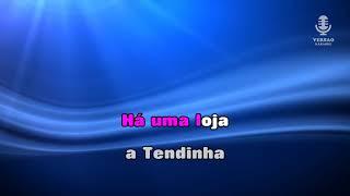 ♫ Demo - Karaoke - A TENDINHA - Amália Rodrigues