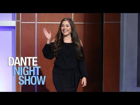 La gran actriz Karyme Lozano nos habla de sus exitosos proyectos internacionales  – Dante Night Show