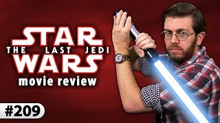 Star Wars: THE LAST JEDI - The Best One Yet? (spoiler-free movie review)