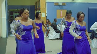 Congolese Seben DANCE MIX  ( congolese Wedding day ) Portland  Oregon USA