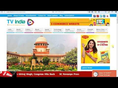 Web Design Bangalore | News Portal Development India