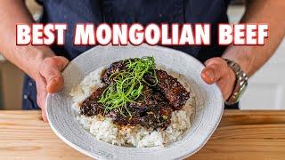 The Easiest Homemade Mongolian Beef