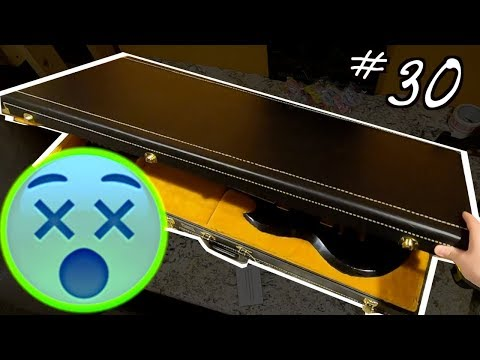 The Most Expensive Guitar I've Ever Unboxed (Don't Tell My Wife!) | Trogly's Unboxing Guitar Vlog 30