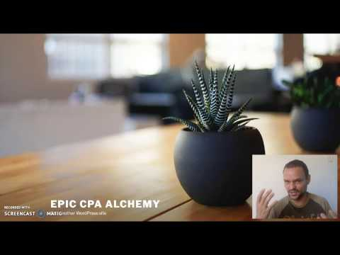 Epic CPA Alchemy Review 2017 - Scam? Legit or Not? Watch This Before You Buy - Youtube