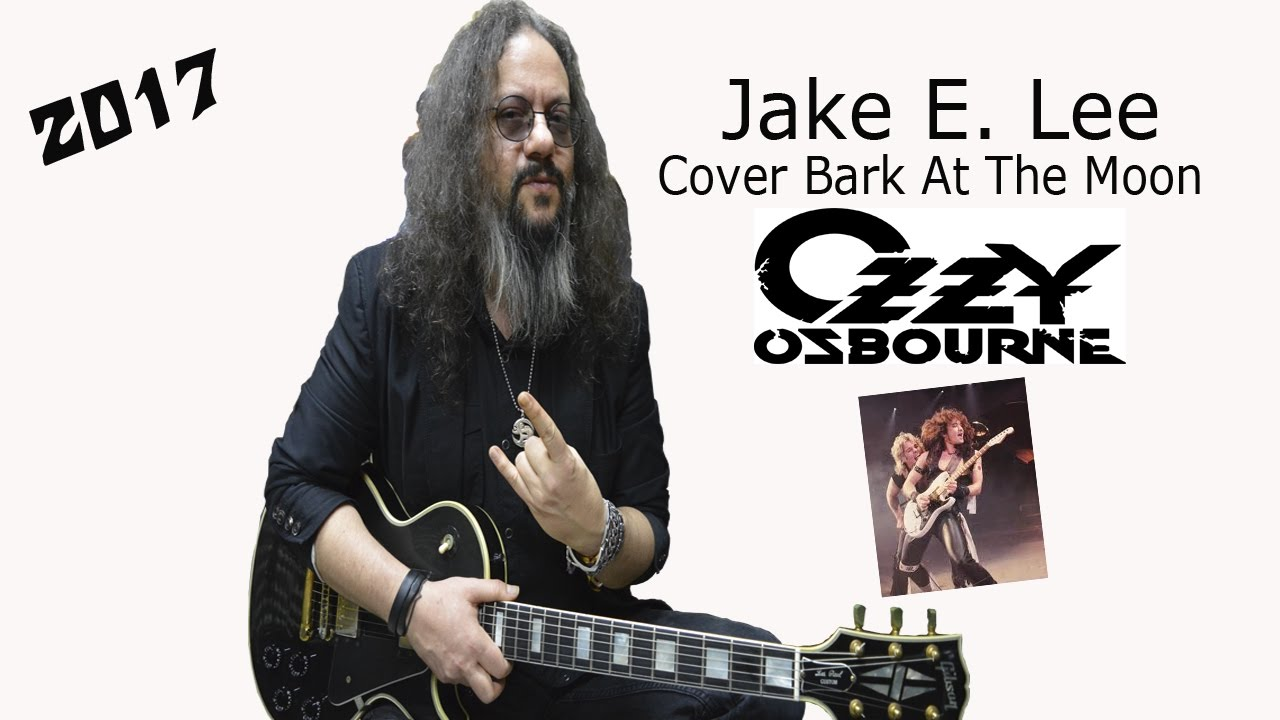 Ozzy Osbourne* Jake E. Lee - Beast In The Darkness