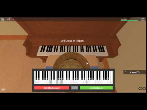 Roblox Virtual Piano Jingle Bells - song notes for roblox got talent
