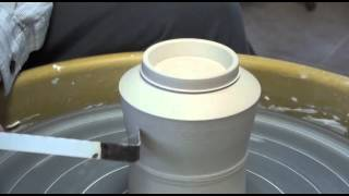 128. Using Trimming Tools #1 & #2 To Trim A Mug With Hsin-Chuen Lin
