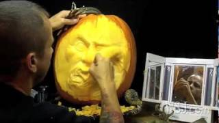 Ray Villafane: 'Extreme' Pumpkin Carver