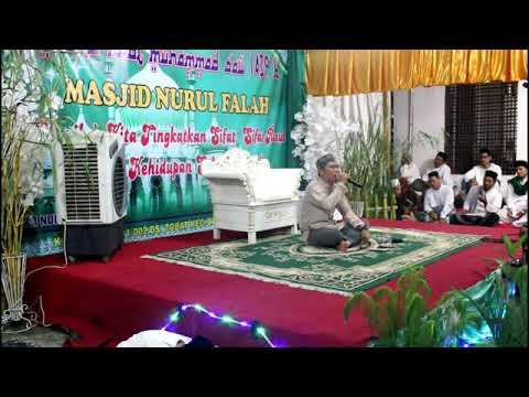 Qori Internasional H. Abdullah Fikri Acara Maulid Nabi Di Kp. Iwul Desa Tobat - Balaraja