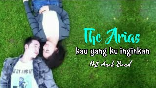 The Arians - Kau Yang Ku Inginkan (Official Lyrics Video) | Lagu Ost Anak Band Sctv