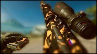 Las Armas de Dragons Teeth - Bulldog, MPX, CS5, Desert Eagle, Unica 6 | Battlefield 4 CTE