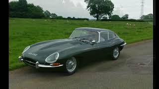 1966 Jaguar E Type  Series 1 for sale with Silverstone Auctions