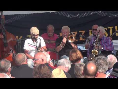 """Bad Moon Rising"" Brian Carrick Red Wing Band"