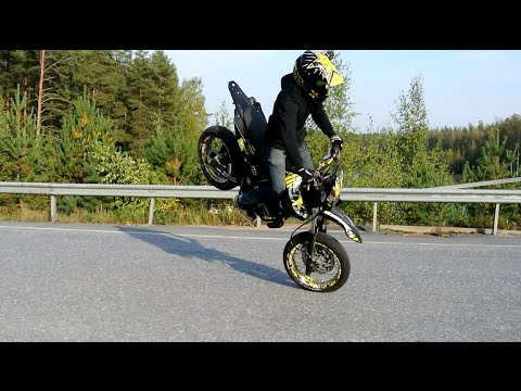 yamaha wr 125x stuntriding youtube. Black Bedroom Furniture Sets. Home Design Ideas