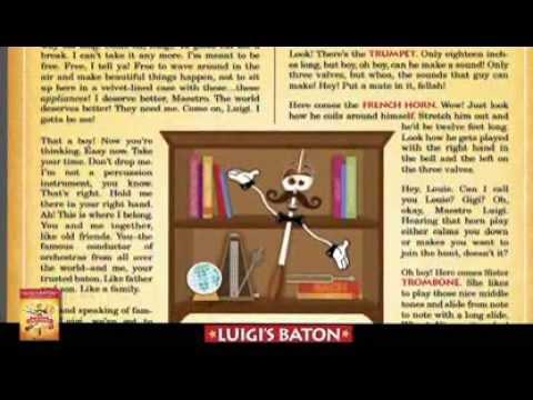 Luigi' s Baton