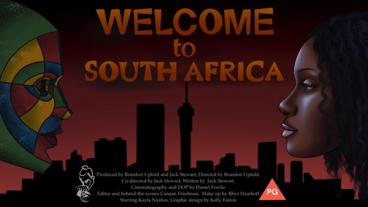 WELCOME TO SOUTH AFRICA // MY RODE REEL 2020