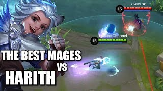 HARITH AGAINST THE BEST MAGES IN THE GAME