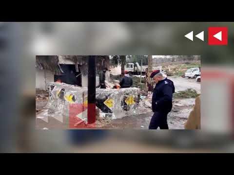 جرش: الأمن ينجح في ثني صاحب كشك عن الانتحار احتجاجا على قرار بإزالته  - 14:00-2020 / 2 / 12