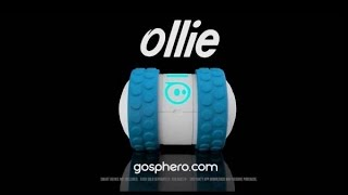 Toy Commercial 2014 - Sphero - Ollie The Robot - Ollie