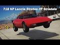 Extreme Power, No Handling (Autocross) - 1974 Lancia Stratos HF Stradale (Forza Horizon 3)