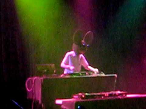 Deadmau5  Complications @ Boulder, CO
