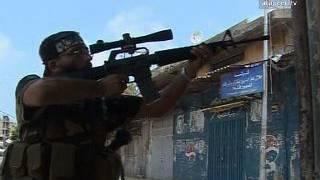 عمليات قنص واطلاق نار في طرابلس
