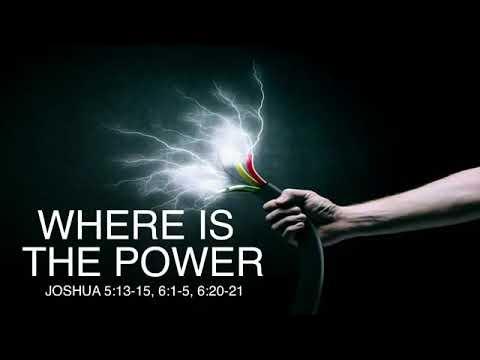 Where Is The Power? | Pastor Daniel Gray
