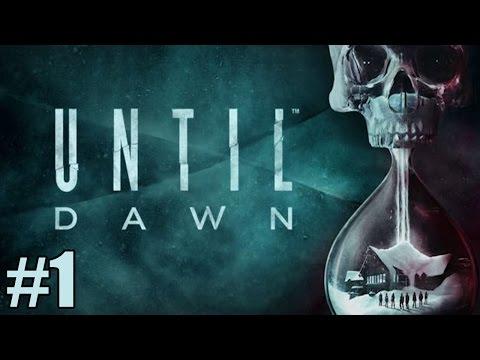 COMIENZA LA PESADILLA | PS4 | Until Dawn #1