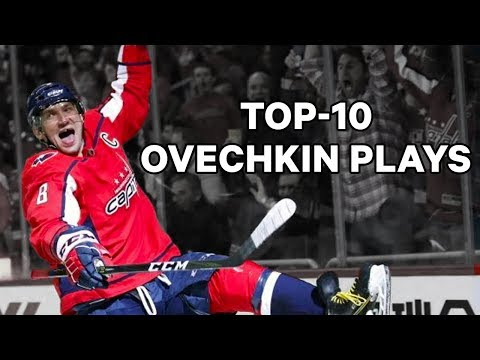 Top 10 Alex Ovechkin Plays Of All Time
