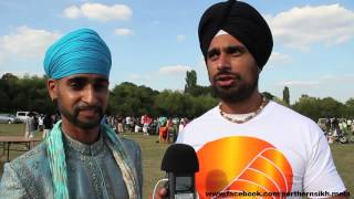 Northern Sikh Mela promo 2012: Interview with Palvinder Singh