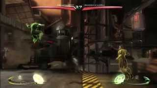 PS3 - Injustice Gods Among Us TWITCH LIVE STREAM (4/9/14)